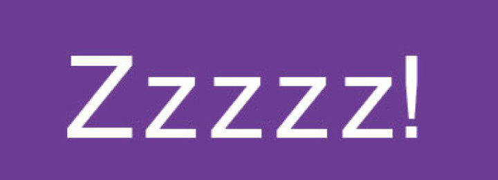 Yahoo!'s 30  Days of Zzzzzzz