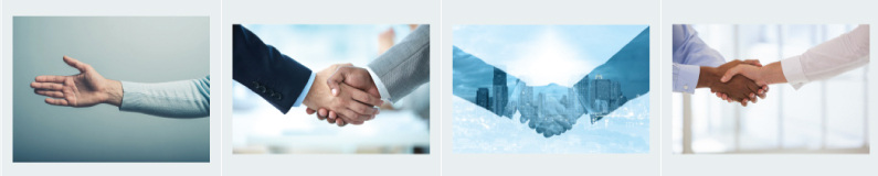 Stock Photo Clichés Handshake