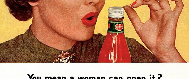 Reminder: Advertising in the 1950s Had No Chill